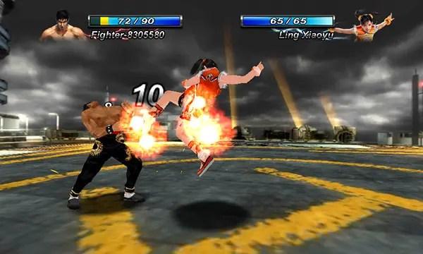 Tekken-Card-Game-Hardcore-Droid-Law-Ling