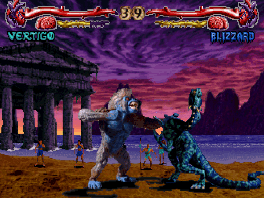 Image result for primal rage