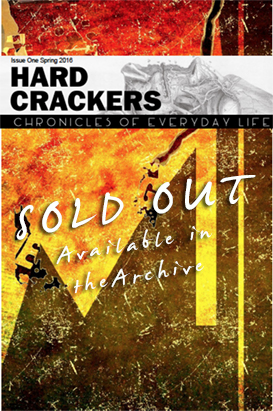 Hard Crackers Issue 1