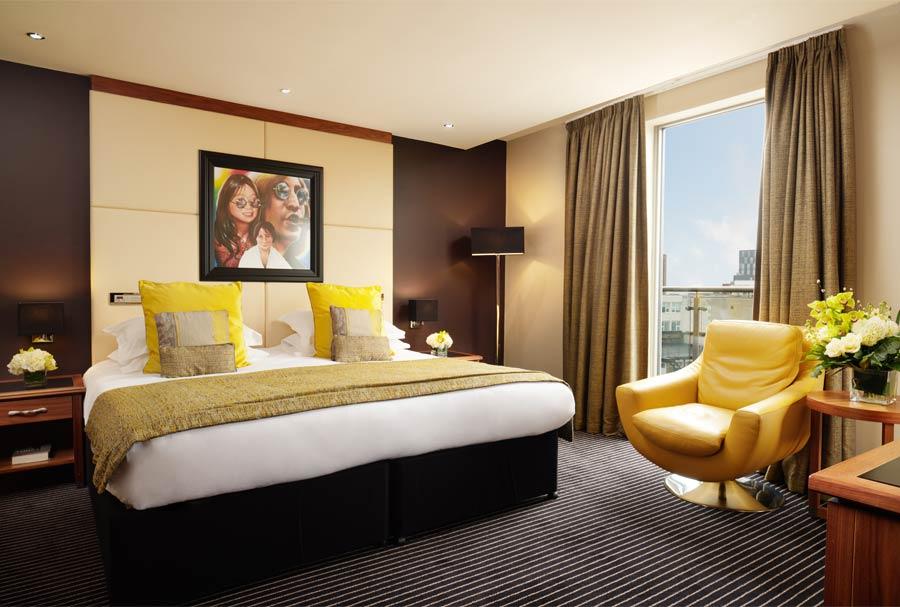 Luxury Room Hard Days Night Hotel Liverpool City Centre