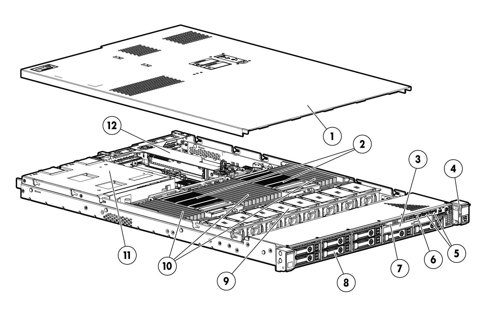 Hp Proliant Dl360p G8 Quickspecs