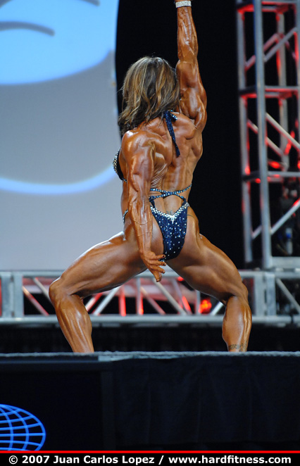 Sarah Dunlap Finals 2007 Olympia Fitness Figure And Ms Olympia