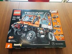Lego 8110 Unimog
