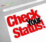 Check the status of your Social Security Disability Application.