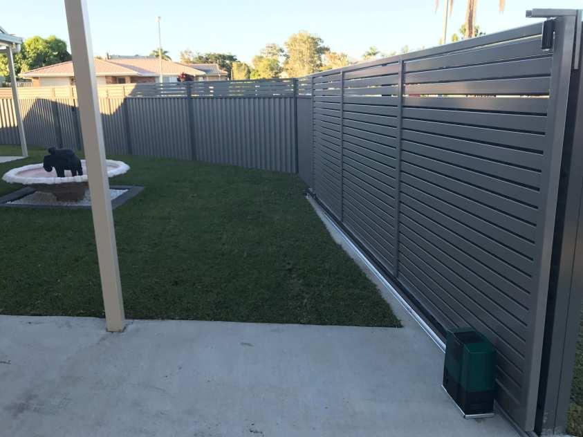 Breeze Fencing