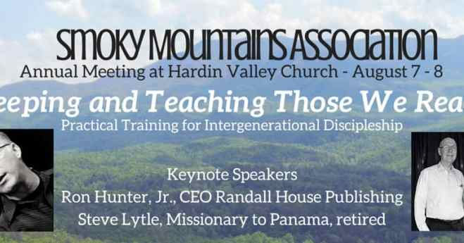 Smoky Mountain Association 2015