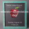educator appreciation day bulletin 2015