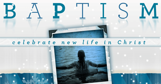 Baptisms for Christmas 2018