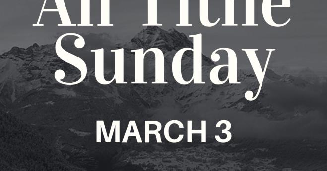 Hardin Valley Weekly Program & News 03-03-19