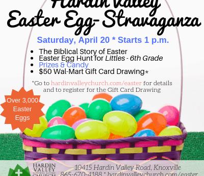 2019 Easter Eggstravangza Recap!