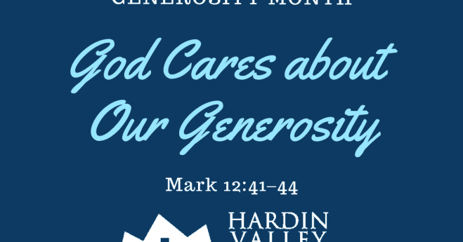 Hardin Valley Weekly Program & News 02-10-19