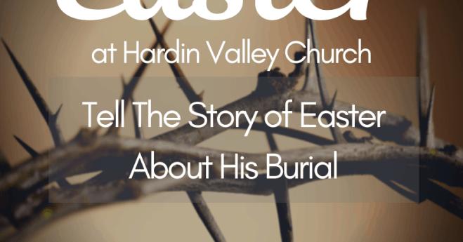 Hardin Valley Weekly Program & News 04-21-19