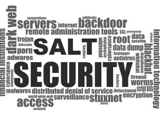 WordPress SALT Keys Image