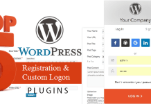 5 Best WordPress Plugin For User Registration And Custom Login
