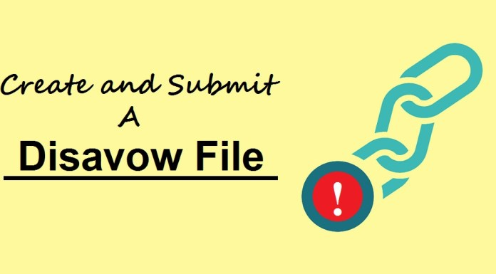 How to Create and Submit a Disavow File by Har disha
