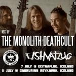 The Monolith Deathcult – Örviðtal og tónleikar í kvöld á gauknum!!