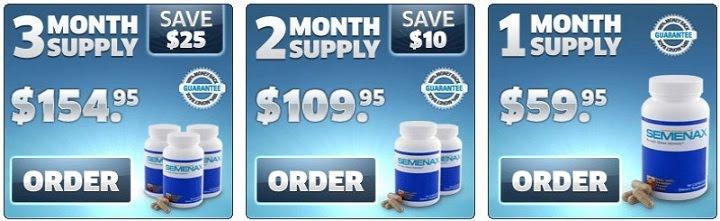 Buy Semenax online