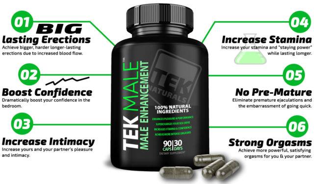 benefits of TekMale