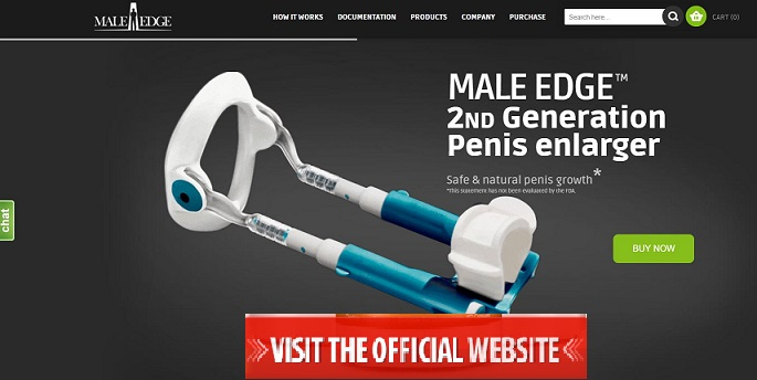 Buy Male Edge Penis Stretcher