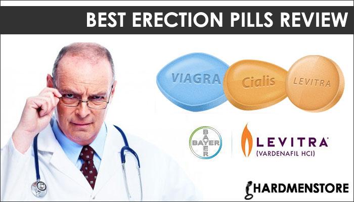 Erection pills