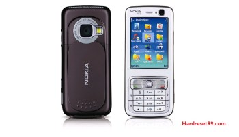 Nokia N70 Hard Reset