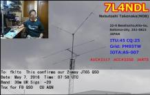 EQSL_7L4NDL_20160507_080100_30M_JT65_1