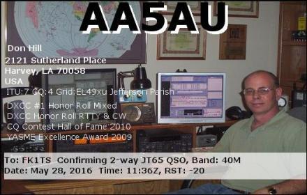 EQSL_AA5AU_20160528_113800_40M_JT65_1