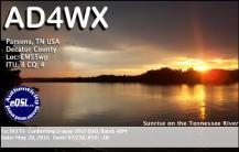 EQSL_AD4WX_20160520_072400_40M_JT65_1