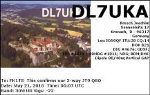 EQSL_DL7UKA_20160521_060700_30M_JT9_1