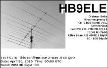 EQSL_HB9ELE_20160430_051100_20M_JT65_1