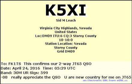EQSL_K5XI_20160424_053000_30M_JT65_1