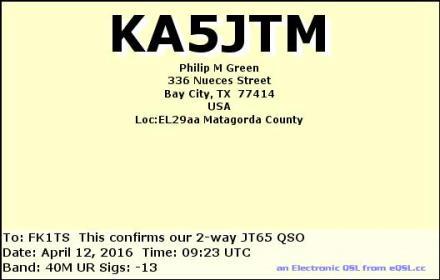 EQSL_KA5JTM_20160412_092420_40M_JT65_1