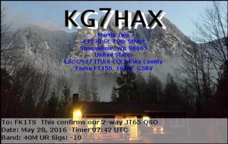 EQSL_KG7HAX_20160528_074400_40M_JT65_1
