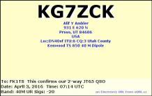 EQSL_KG7ZCK_20160403_071600_40M_JT65_1
