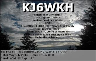 EQSL_KJ6WKH_20160524_065100_40M_JT65_1