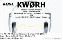 EQSL_KW0RH_20160604_054800_20M_JT65_1