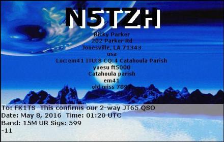 EQSL_N5TZH_20160508_012000_15M_JT65_1