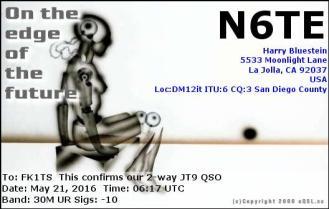 EQSL_N6TE_20160521_061800_30M_JT9_1