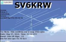 EQSL_SV6KRW_20160527_211000_10M_JT65_1