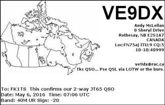 EQSL_VE9DX_20160506_070800_40M_JT65_1
