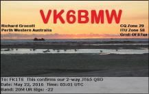 EQSL_VK6BMW_20160522_050600_20M_JT65_1