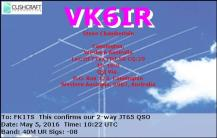 EQSL_VK6IR_20160505_101900_40M_JT65_1