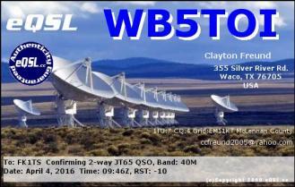 EQSL_WB5TOI_20160404_094300_40M_JT65_1