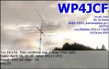 EQSL_WP4JCF_20160418_091100_40M_JT65_1