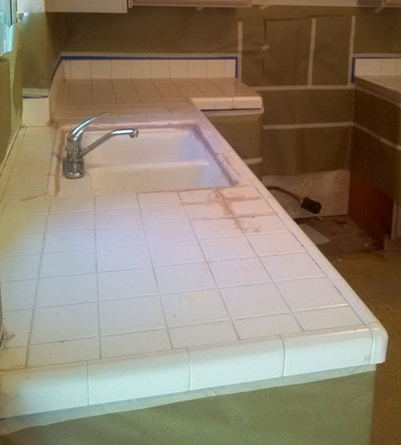 kitchen tile refinishing fort collins co