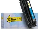 HP 305A (CE411A) toner cyaan (123inkt huismerk)