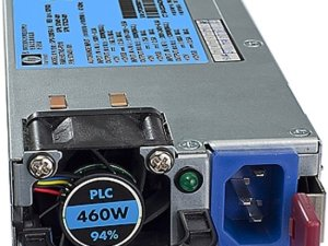 Hewlett Packard Enterprise 511777-001 power supply unit 460W