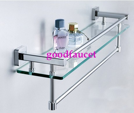 wholesale and retail new chrome bathroom shelves shower caddy