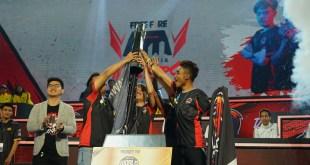 Juarai FFSIM 2019 Season 2, Dranix Esports Wakili Indonesia Ke Turnamen Internasional Free Fire World Series 2019