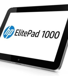 HP Announces New ElitePad and ProPad Windows Tablets